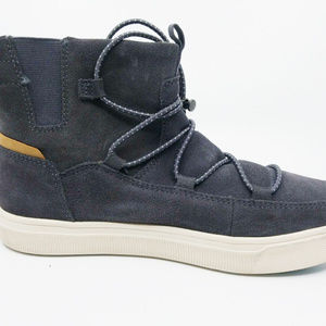 41d20ac53a5 Toms Shoes - Toms Mens Travel Lite Alpine Grey Suede Boots Sz 9